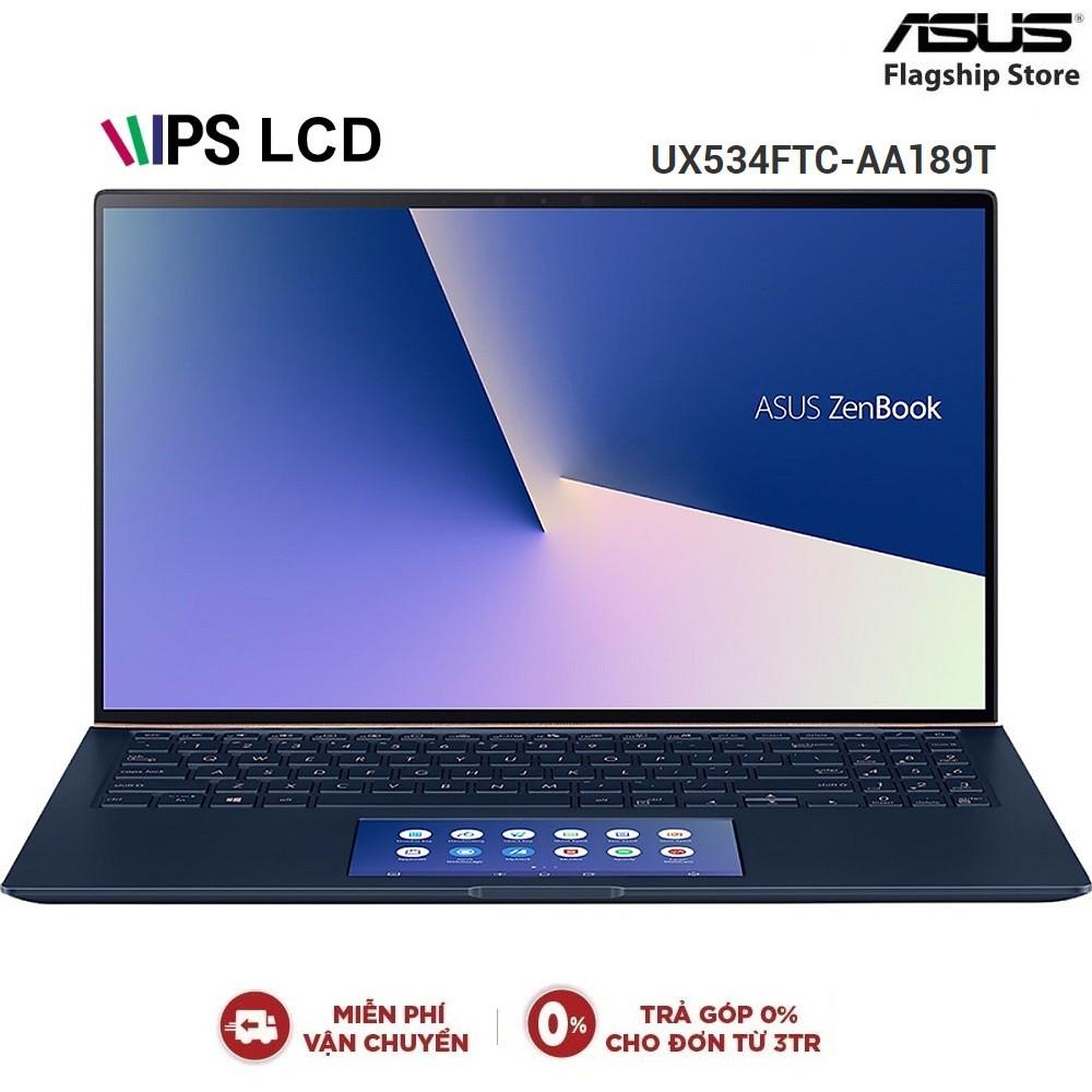 [Mã ELCL3MIL giảm 5% đơn 3 triệu] Laptop ASUS ZenBook...