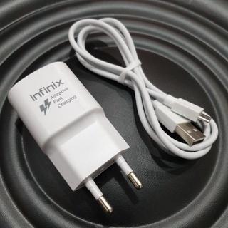 (Elitee) Bộ sạc Infinix Hot 9 Củ sạc Infinix Hot 10 XCU32 Micro USB 99% 2A cho Android thumbnail