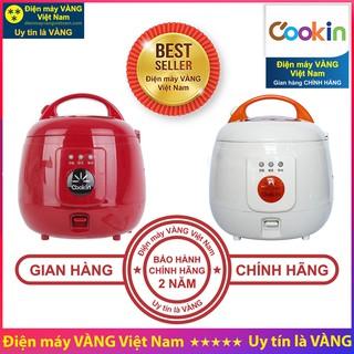 Nồi cơm điện Hàn Quốc Cookin RM-NA05 0.54 Lít, RM-NA10 1.0 Lít - Hàng chính hãng