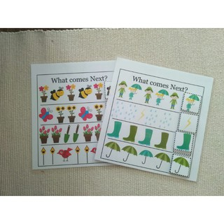 Học liệu Montessori vật gì tiếp theo
