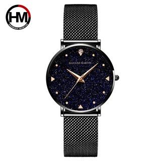 Đồng hồ nữ HANNAH MARTIN chính hãng - Model hm-xk36 - Thép không gỉ - Bảo hành 1 thumbnail