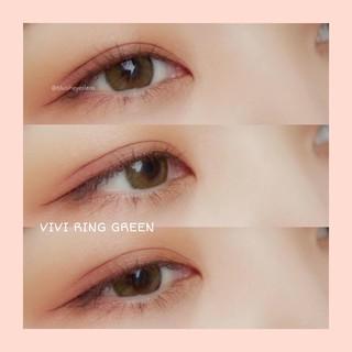 Lens VIVI RING GREEN