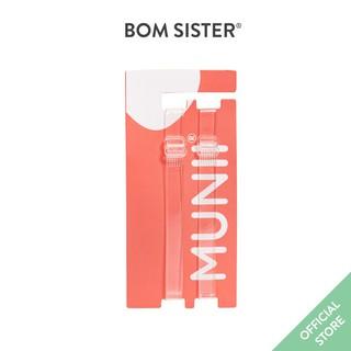 [Mã WABRWA8 giảm 15% đơn 99k] Cặp dây vai trong bản dẹp mặc kết hợp với áo lót khác BOM SISTER D0031 thumbnail