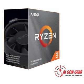Bộ vi xử lý AMD RYZEN 3 3100 Box Chính Hãng thumbnail