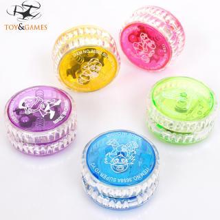 Luminous LED Yo-Yo Ball Kids Toy Birthday Festival Gift