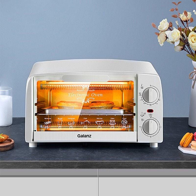 Lò nướng Galanz TQH-10L Lò nướng điện mini tự động gia đình 10 lít