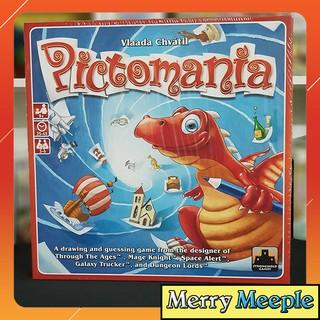 [US] Pictomania – Trò chơi board game