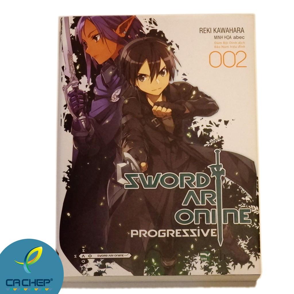 Sách - Sword Art Online Progressive 002