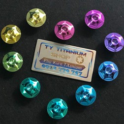 ỐC TITAN GR5-TEM TITAN GIÁ SỈ