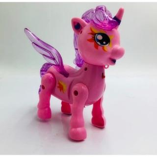 ngựa Pony biết hát biết đi. Quà xinh cho các bé. Hàng nội địa Trung Quốc nhé. Em mua trên taobao