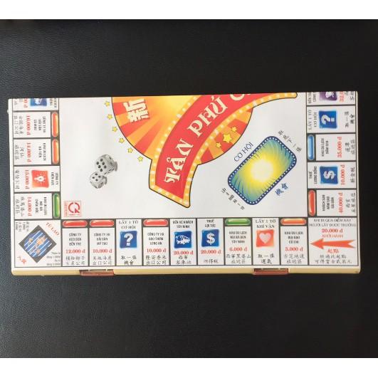 Bộ trò chơi cờ tỷ phú Mica cỡ lớn Made In Việt Nam KT 50cmx50cm - 21573465 , 1504206722 , 322_1504206722 , 99000 , Bo-tro-choi-co-ty-phu-Mica-co-lon-Made-In-Viet-Nam-KT-50cmx50cm-322_1504206722 , shopee.vn , Bộ trò chơi cờ tỷ phú Mica cỡ lớn Made In Việt Nam KT 50cmx50cm