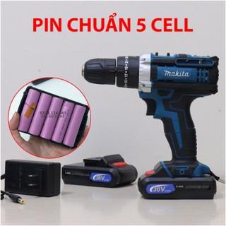 Máy khoan pin 36V ( pin 1800mah) ✔️3 chức năng ✔️ TẶNG KÈM BỘ PHỤ KIỆN 24 CHI TIẾT✔️LỖI 1 ĐỔI 1 TRONG 7 NGÀY