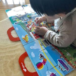 Sách tương tác Sticker Pinkfong Hàn Quốc cho bé