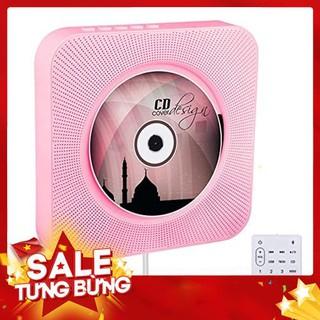 Máy nghe nhạc CD nhiều màu kèm remote điều khiển và phụ kiện – Siêu HOT