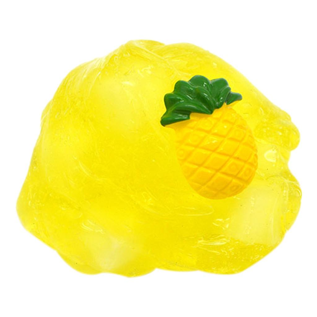 Đồ chơi chất nhờn ma quái tạo hình trái cây 60ml