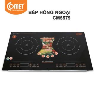Bếp đôi hồng ngoại COMET - CM5579 thumbnail