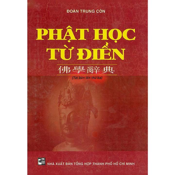 Sách - Phật học từ điển (Đoàn Trung Còn)