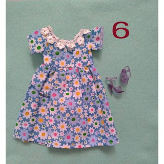 👗 Đầm cho búp bê giá rẻ
