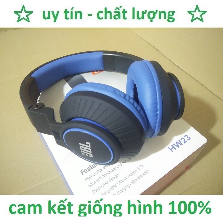 Headphone Bluetooth HW23 Cao Cấp