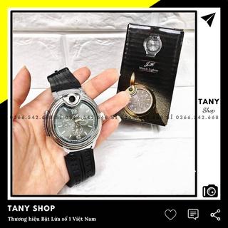 𝘽𝙖̣̂𝙩 𝙇𝙪̛̉𝙖 đồng nguyên khối DH02 mẫu hình đồnqq hồ đeo tây 2in1 – Hôt quẹt 𝒁𝒊𝒑𝒑𝒐 TANY SHOP