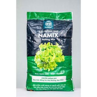Đất trồng Rau trộn sẵn NAMIX – Bao 20l (11 – 12kg)