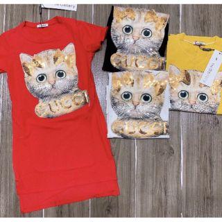 Váy Mèo cho bé gái ( 15-28kg)