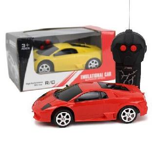 Đồ chơi ô tô F1 điều khiển từ xa 2 chiều tỉ lệ 1/22 dành cho các bé. (Tặng kèm 2 pin AA)