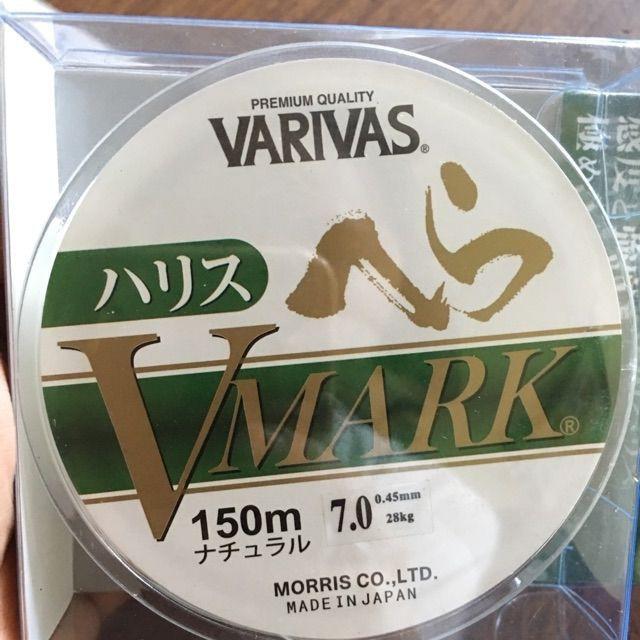 [CHẤT LƯỢNG TỐT] Cước câu cá VMARK nhật dài 150m [Siêu Rẻ 00]