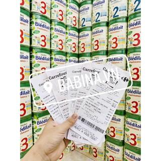 Sữa bột Bledina Pháp số 1 2 3 ( DATE 2022) thumbnail