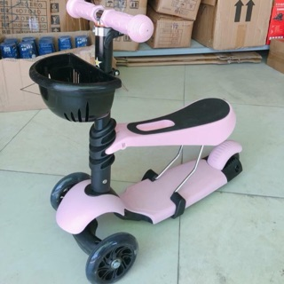 🔰Xe trượt scooter 3 in 1 🎉 🎉 🎉