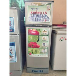Thành lý tủ lạnh Funiki 160 lít