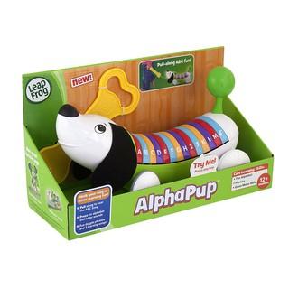 Đồ chơi giáo dục Cún con học chữ LeapFrog Alpha Pup Scout