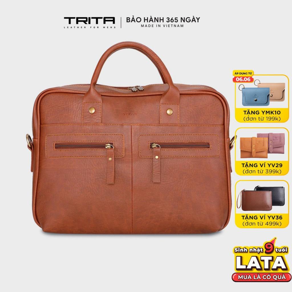 Cặp công sở cao cấp đa năng TRITA TCA1