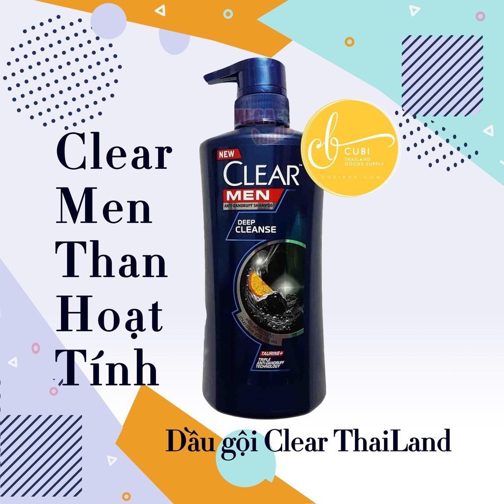Dầu Gội Clear Men Thái Lan 450ML