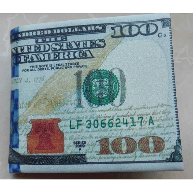 Ví da Nam hình tờ tiền 100 USD - 3414364 , 618896596 , 322_618896596 , 80000 , Vi-da-Nam-hinh-to-tien-100-USD-322_618896596 , shopee.vn , Ví da Nam hình tờ tiền 100 USD