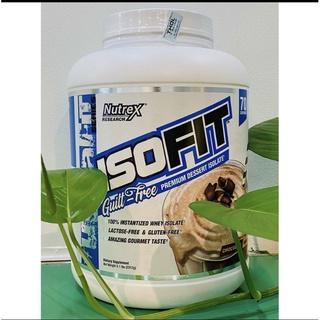 ISOFIT Nutrex Whey Protein Tinh Khiết 100% Isolate - Hàng chính hãn thumbnail