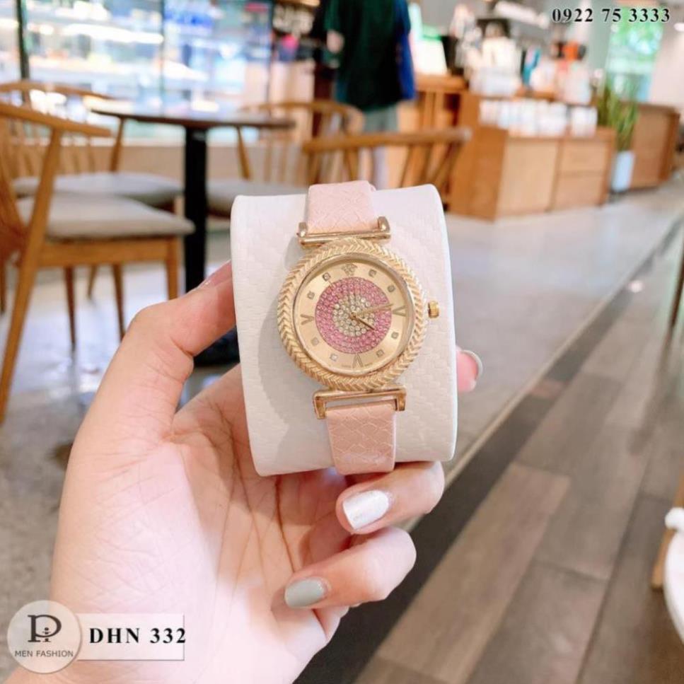 Đồng hồ nữ VS - 4 màu luxury - Có hộp bảo hành - DHN332 trangmoon106
