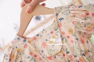 Váy hoa nhí vintage cực xinh