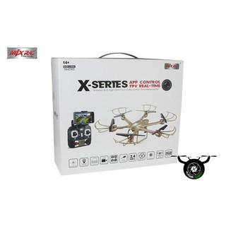Flycam MJX X601H FPV – Siêu Flycam MJX 6 cánh có camera HD