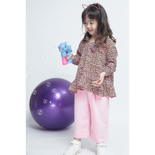 IVY moda áo bé gái MS 17G0326