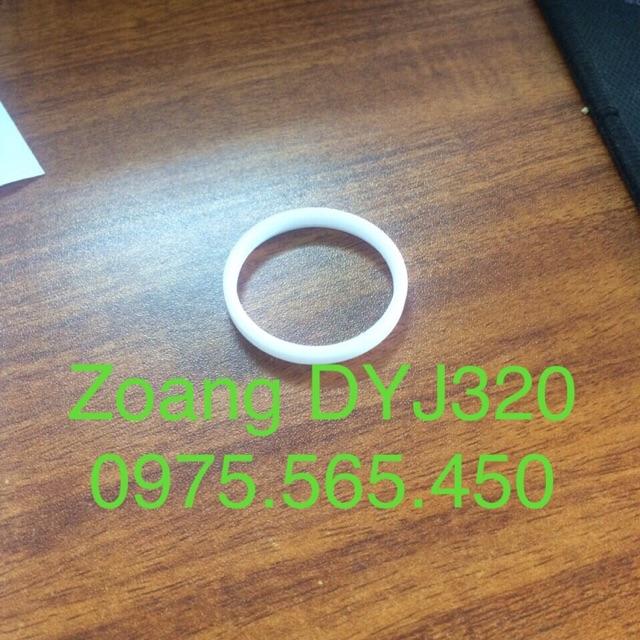 Zoang (Roăng) máy indate - in hạn sử dụng mâm xoay Dyj320 - gạt mực, cục nhựa