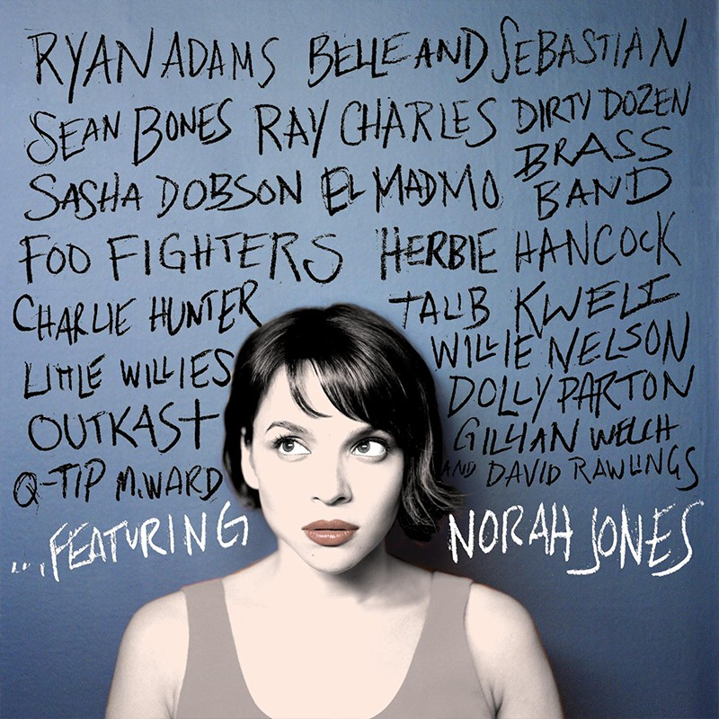 Norah Jones - ... Featuring (Vinyl 2LP) - Đĩa than