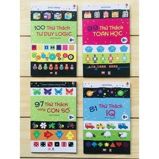 Sách phát triển tư duy cho bé - IQ (6 - 13 tuổi) thumbnail