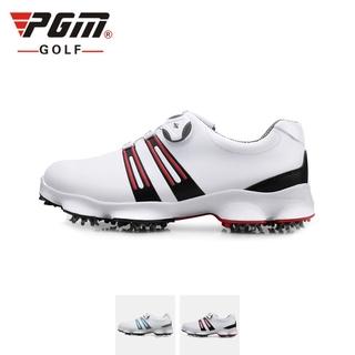 [Có bảo hành] [Chính hãng] Giày Golf Nam – PGM XZ102 Men Microfibre Auto-Lacing Golf Shoes