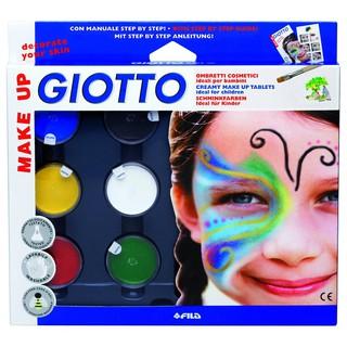 Bộ màu vẽ mặt dạng kem Giotto Make Up (Ý)
