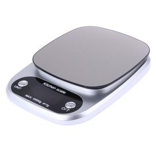 Cân thực phẩm, cân điện tử dùng trong nhà bếp Eblance độ chính xác cao cân từ 10Kg đến 1G hoặc từ 0.1g-3Kg