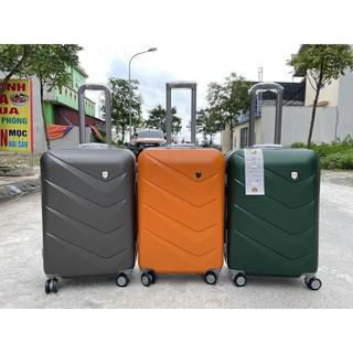 [Khuyến mãi lớn] [2021] Vali kéo du lịch nhựa chống va đập chống trầy xước VLN001 chính hãng VALIVIET - Bảo hành 6 năm thumbnail