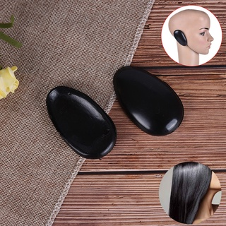 [Delicatelife] Ear Cover Salon Hairdressing Hair Dyeing Coloring Protector Waterproof Earmuffs