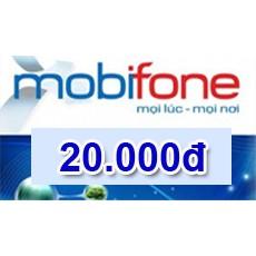 Thẻ Mobifone 20K , Thẻ cào Mobifone , Thẻ nạp Mobifone , Thẻ cào Mobi , Nạp tiền Mobifone , nạp tiền - 2480927 , 1068193389 , 322_1068193389 , 20000 , The-Mobifone-20K-The-cao-Mobifone-The-nap-Mobifone-The-cao-Mobi-Nap-tien-Mobifone-nap-tien-322_1068193389 , shopee.vn , Thẻ Mobifone 20K , Thẻ cào Mobifone , Thẻ nạp Mobifone , Thẻ cào Mobi , Nạp tiền M