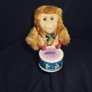 Đồ chơi khỉ đánh trống